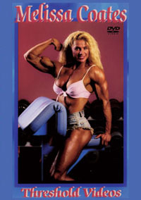 Melissa Coates - Workout, Pumping & Posing [PCB-3203DVD]