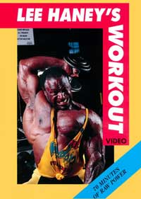 Lee Haney - Mr Olympia Workout