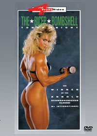 THE BICEP BOMBSHELL - TONYA KNIGHT