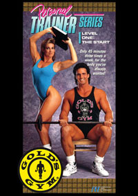 Gold\'s Gym Personal Trainer Video #1