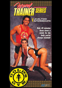 Gold\'s Gym Personal Trainer Video #2