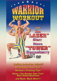 Warrior Workout [PCB-4142DVD]