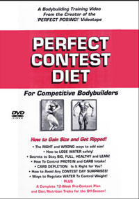 Perfect Contest Diet