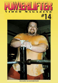 Powerlifter Video Magazine Issue # 14