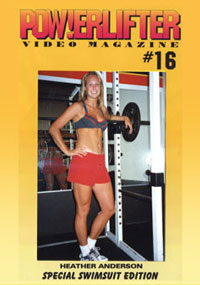 Powerlifter Video Magazine Issue # 16