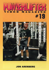 Powerlifter Video Magazine Issue # 19 [PCB-4243DVDSP]