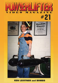 Powerlifter Video Magazine Issue # 21