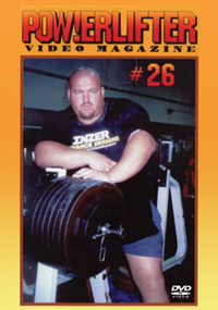 Powerlifter Video Magazine Issue # 26