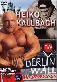 Heiko Kallbach: Berlin Wall Workout
