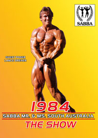 1984 SABBA Mr and Ms SA - Guest Poser: Lance Dreher