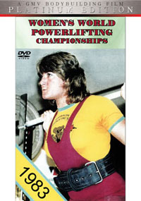 1983 Women's World Powerlifting Championships