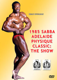 1985 SABBA Physique Classic: The Show
