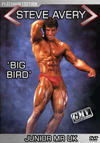 "Steve Avery - ""Big Bird\"" Junior Mr UK Platinum Edition"