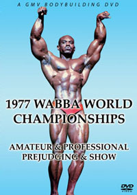 1977 WABBA World Championships: Amateur & Professional