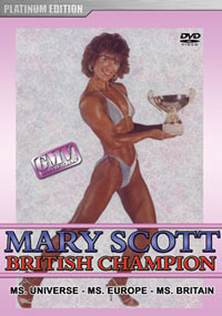 Mary Scott - A Great British Champion