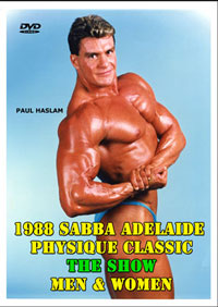 1988 SABBA Adelaide Physique Classic: Show