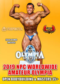 2019 NPC Worldwide Amateur Olympia DVD #1