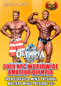 2019 NPC Worldwide Amateur Olympia