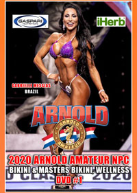 2020 Arnold Amateur NPC Women #1 - Bikini, Masters Bikini and Wellness