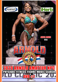 2020 Arnold Amateur NPC Women #2 - Physique, Fitness, Figure and Model Search