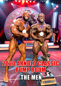 2020 Arnold Classic Pump Room - Men