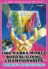 1989 NABBA World Championships: The Women Prejudging
