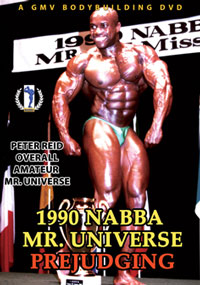 1990 NABBA Universe: The Men - Prejudging