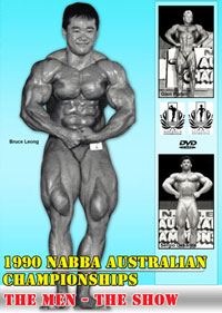 1990 NABBA Australian Championships: Men - The Show