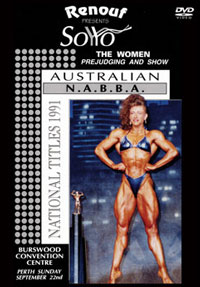 1991 NABBA Australian Championships: The Women