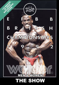 1992 EFBB British Championships: The Show