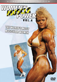 Women's Muscle Power Vol. 4 - The World's Most Muscular Women