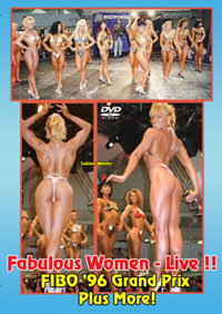Fabulous Women - Live !! FIBO \'96 Grand Prix