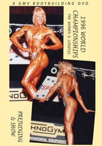 1996 NABBA World Championships: Women & Couples