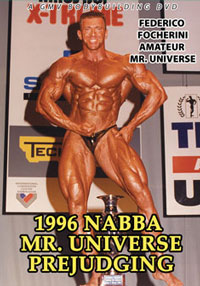 1996 NABBA Universe: The Men - Prejudging