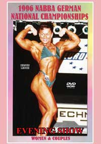 1996 NABBA German Championships Women & Couples Show