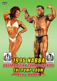 1996 NABBA Australasian Championships: The Pump Room