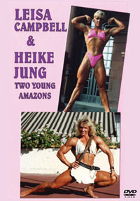 Heike Jung & Leisa Campbell - The Young Amazons