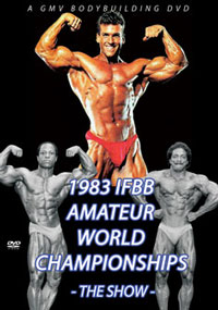 1983 IFBB World Championships (Mr. Universe) - The Show