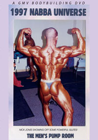 1997 NABBA Universe: The Men\'s Pump Room [PCB-277DVD]