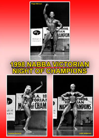 1998 NABBA Victorian Night of Champions