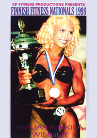 1998 Finnish Fitness Nationals