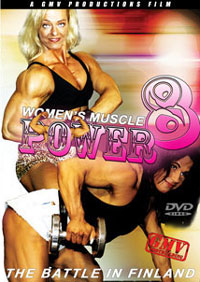 Women's Muscle Power # 8 - The Battle in Finland