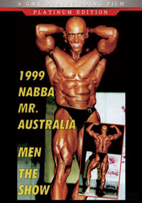 1999 NABBA Australian Championships: The Men - Show