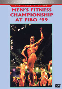 Men's Fitness Championships at FIBO '99