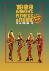 1999 Women\'s Fitness & Figure Championships at FIBO \'99