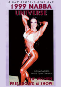 1999 NABBA Universe: The Women's Prejudging & Show