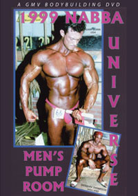 1999 NABBA Mr. Universe: Men's Pump Room