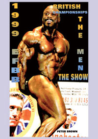 1999 EFBB British Championships - The Men's Show