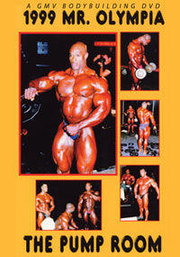 1999 Mr. Olympia: Complete Pump Room [PCB-373DVD]