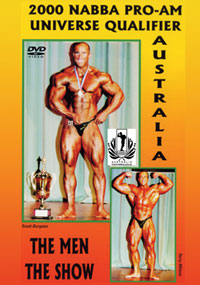 2000 NABBA Pro-Am Universe Qualifier: Men - The Show